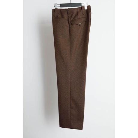 The Letters : Western Trousers  - Gabardine Wool -