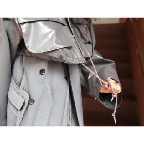 JOHN MASON SMITH : POLYURETHANE COATING HUNTING BLOUSON