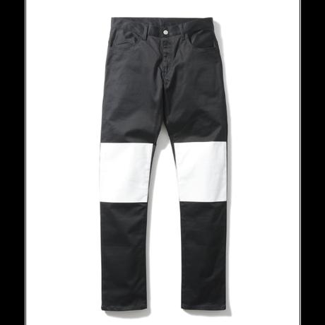Name. : BLOCK-PRINT STRETCH CHINO SKINNY PANTS