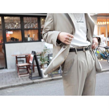 WELLDER : Boxy Tailored Jacket