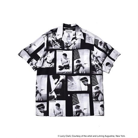 Site-lo × Larry Clark × WACKO MARIA S/S HAWAIIAN SHIRTS TYPE-2