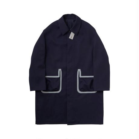Name. : OFF SCALE WOOL OVER COAT