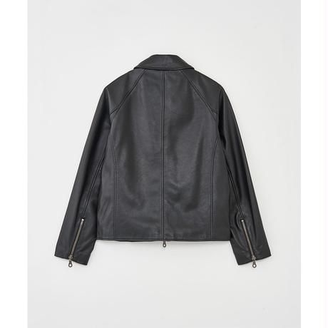 JUHA : SOFT LAMB LEATHER JACKET