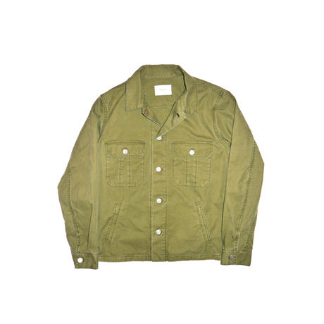 The Letters : Military Ventile Jacket