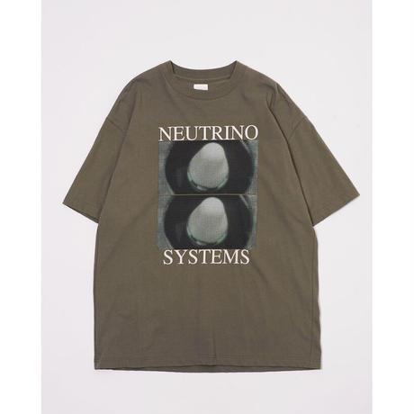 Name. : NUTRINO SYSTEMS PRINTED HALF SLEEVE TEE