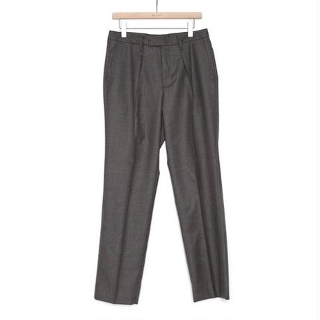 WELLDER : One Tuck Tapered Trousers