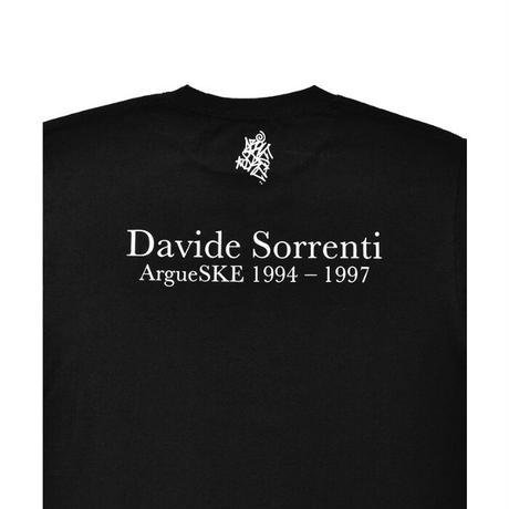 Davide Sorrenti×Stie-lo Jaime Flashing Bum T-SH