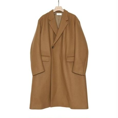 WELLDER : Double Breasted Chesterfield Coat