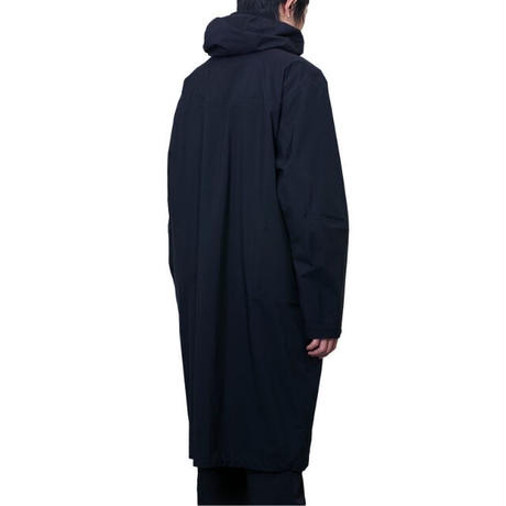 Name.  : with MARMOT NYLON HOODED COAT