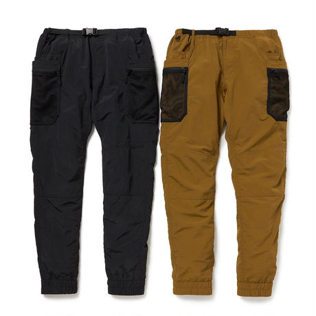 hobo : SUPPLEX®︎ Nylon Gardener Pants by GRIP®︎SWANY