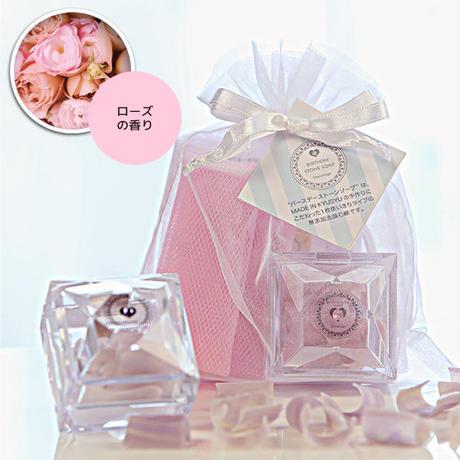 【プチギフト10枚入ローズの香り】百貨店限定品が初登場!BIRTHDAY STONE SOAP ARGAN mini プチギフト ¥1,700+税