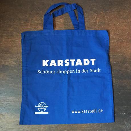 ドイツのエコバッグ (KARSTADT)