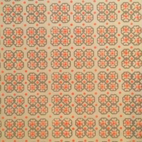 ミニラッピングペーパー(DDRパターン・グレー)
