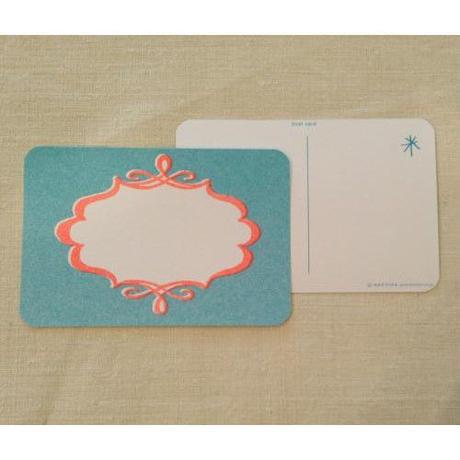 オリジナルポストカード・フレーム・2枚