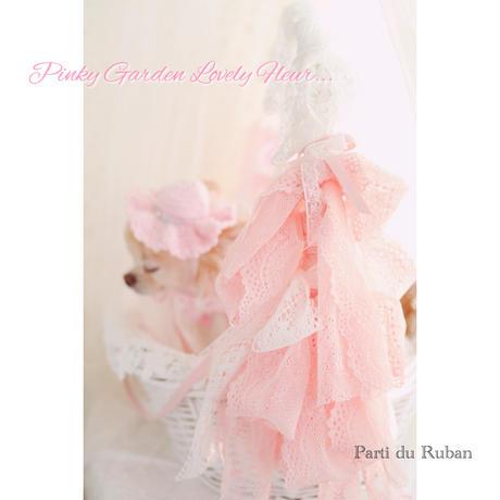 Pinky Garden Lovely Fleur...