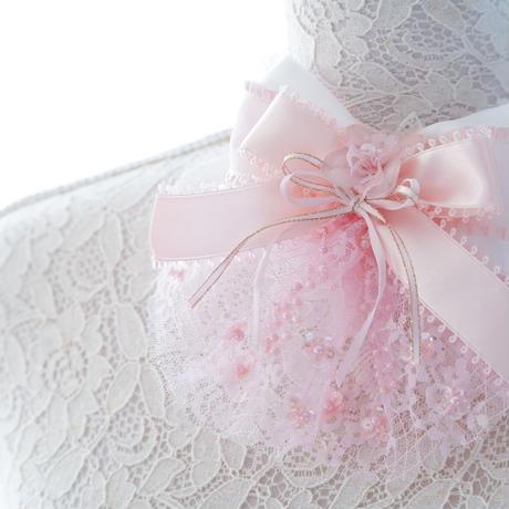 Love  parade choker pink