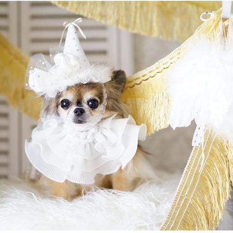 White Angel Pierrot Style