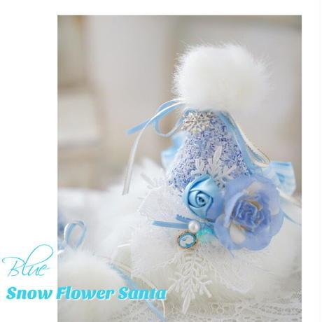 Snow flower Santa(お帽子のみ)