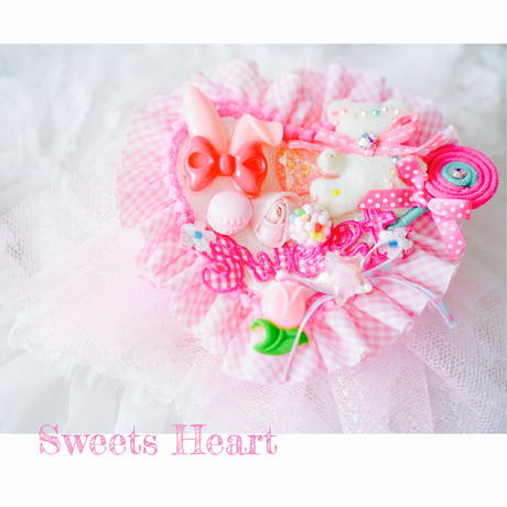 Sweets Heart 4color(チョーカーのみ)