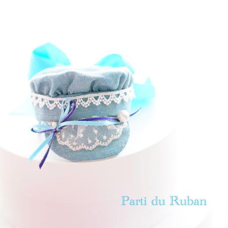Sweets  cas indigo blue