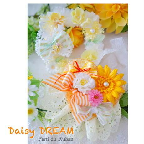 Daisy Dream チョーカー&ヘアアクセサリー