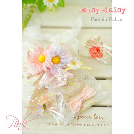 Daisy*daisy チョーカー&ヘアクリップ