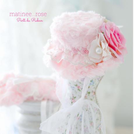 matinée...rose