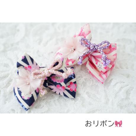 Wa.ruban 春-haru- リボンとチョーカーセット