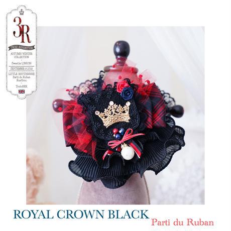 ROYAL  CROWN BLACK