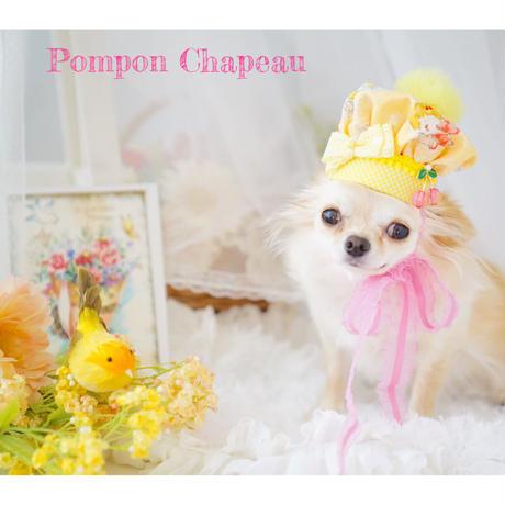 Pompon Chapeau  4color(お帽子のみ)