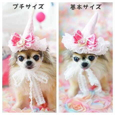 *プチサイズ*dress up witch hat