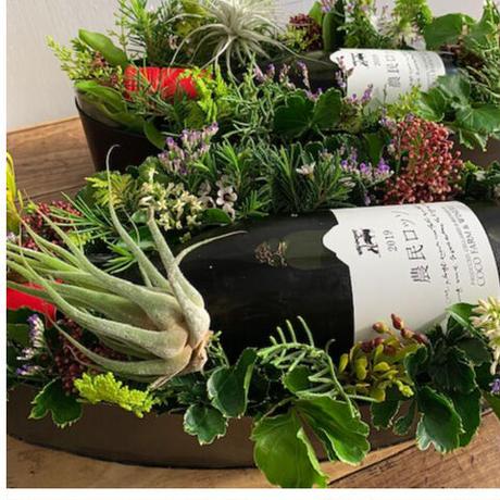 COCOFARM×BISTARAI BISTARAI(農民ロッソ・赤)ワインアレンジ 750ml
