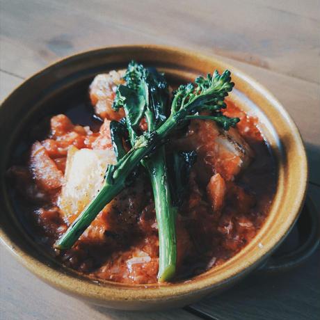 国産鶏モモ肉のチキンプロヴァンサル (2人分)