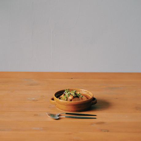 ジャガイモとベーコンのコンフィ