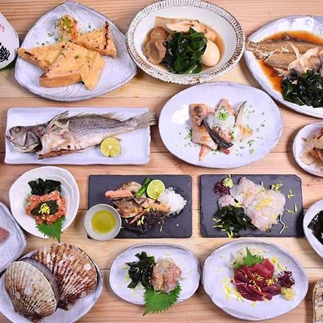 【10名限定】宮城県酒場 魚谷屋・ひろ兄とつくる日本酒の肴3種|#オンラインキッチン