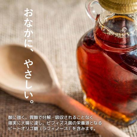 北海道ビートオリゴ 300g×1本 北海道のビートから抽出したオリゴ糖を含んだ体にやさしくおいしいシロップ ビフィズス菌 ビートオリゴ糖 美糖舎-BITOYA