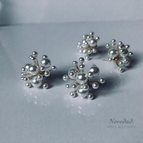 KASHIN pearl pierce