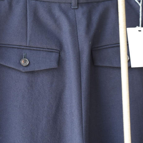 phlannel  New Zealand Wool Wide Cropped Trousers