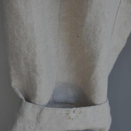 GASA  砂の回廊  タックパンツ