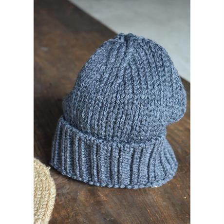 KIJIMA TAKAYUKI /wool Knit watch cap