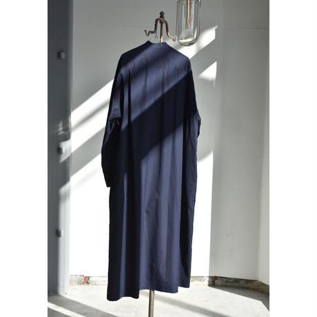 TOUJOURS     tucked bosom shirt  dress