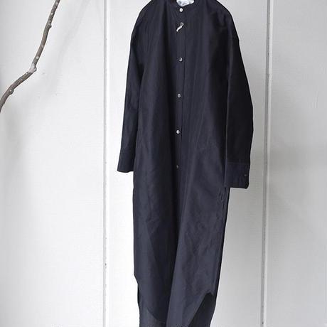 oldman's  tailor.    R&D.M.CO-  スタンドカラーロングシャツ