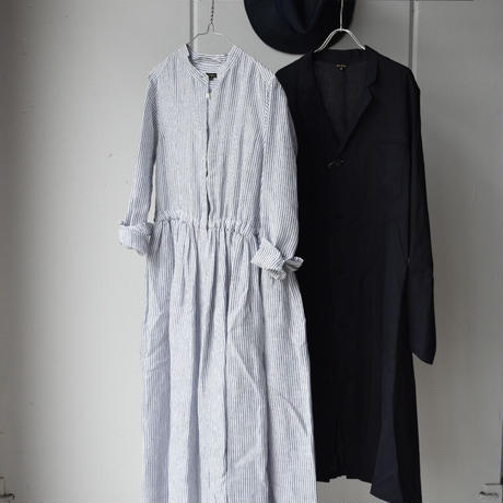 R&D.M.CO-/ stripe front Open dress