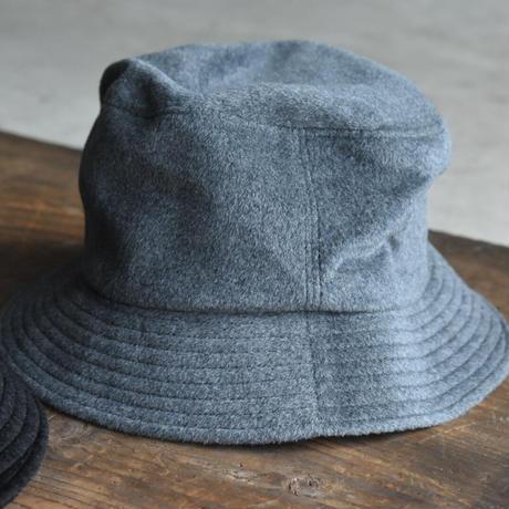 KIJIMA  TAKAYUKI /  Angola  wool  beaver bucket hat