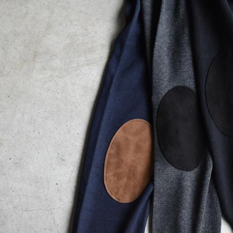 R&D.M.CO-  elbow  patch cardigan