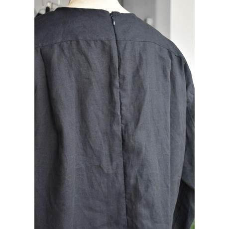 R&D.M.CO- chambray pullover blouse