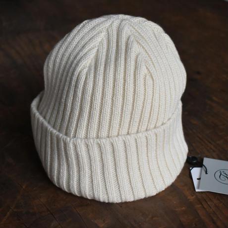 KIJIMA TAKAYUKI /  cashmere Knit watch  cap