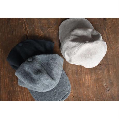 KIJIMA TAKAYUKI / wool & recycle  polyester beaver 6p cap