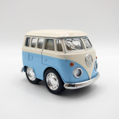 Volkswagen Type2 ダイキャスト プルバックミニカー ※1セット用
