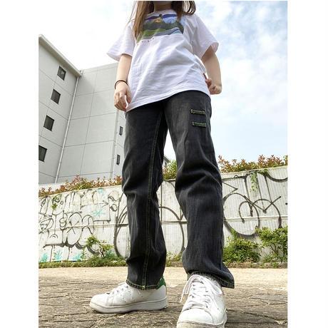 ドン・グリス×Toy(e)コラボTシャツ 【ホワイト】